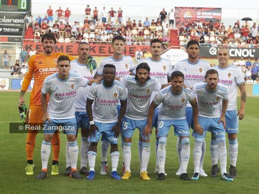 Real Zaragoza en Reus