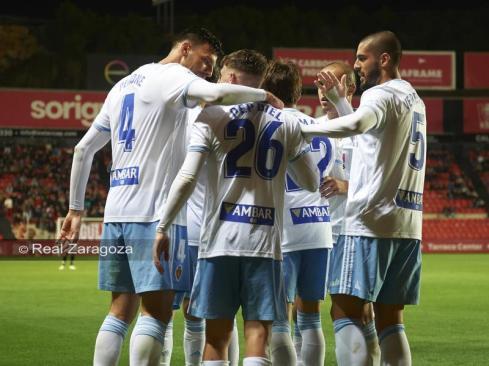 Zaragoza celebra